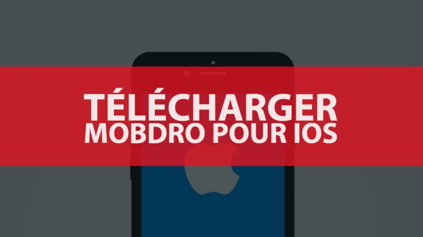 telecharger mobdro ios